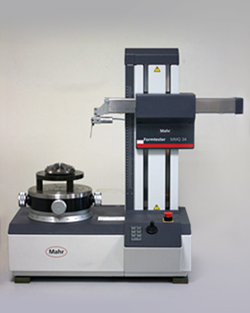 Germany imports (Mahr) roundness measuring machine